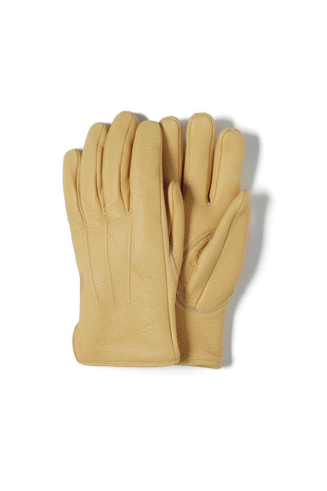 Lot.521 Town Gloves -Camel-