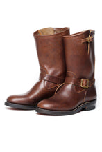 画像をギャラリービューアに読み込む, Lot.668 Engineer Boots / Horse Butt -Leather Sole- Brown