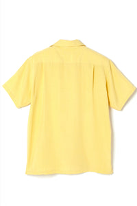 Lot.661 Rayon S/S Shirts -Yellow-