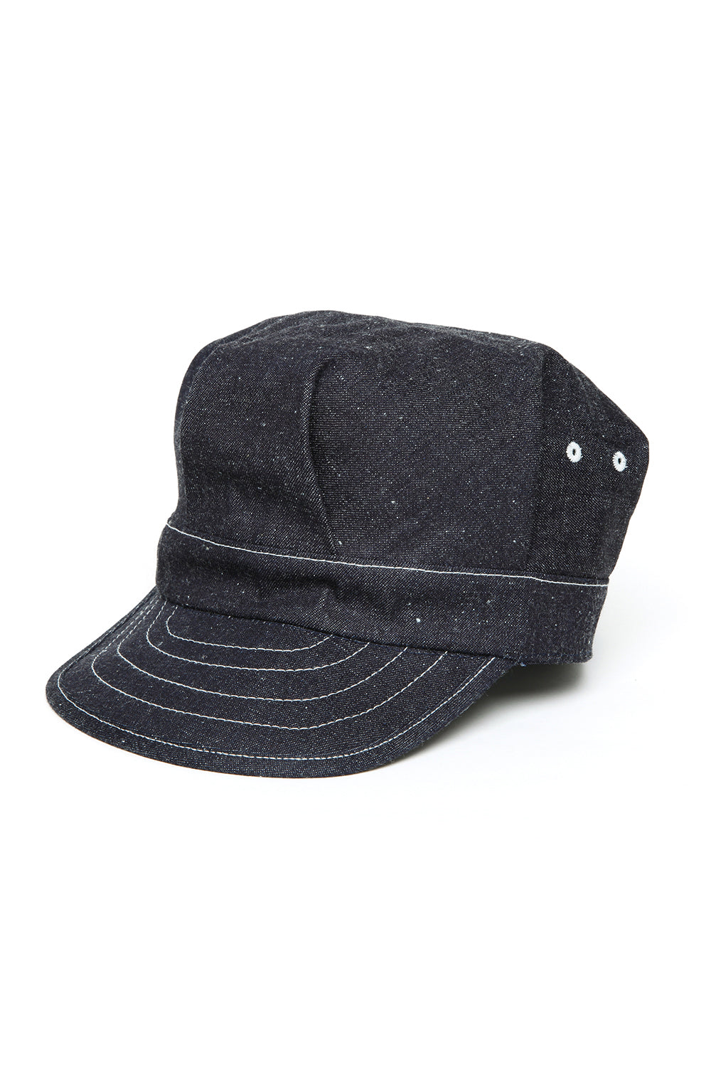 Lot.687 SL Work Cap -Indigo-