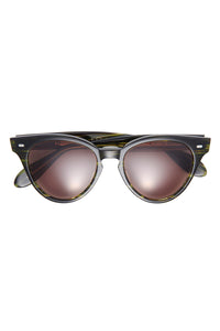 "Lot.499 Eyewear ""Dixon"" -Green Brown / Smoke-"