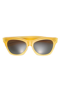 "Lot.662 Eyewear ""Big Eye"" -Yellow / Smoke-"