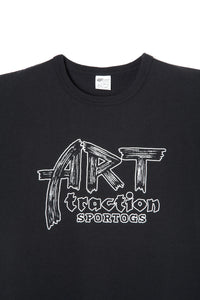 ART036 ARTtraction SPORTOGS S/S Tee -Black-