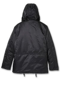 Lot.644 Nylon Hoodie Hook Jacket -Black-