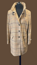 Load image into Gallery viewer, FUCHS AND SCHMITT Winter Tweed Car Coat