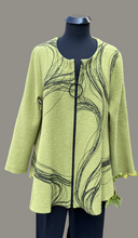 Load image into Gallery viewer, AINO/RALSTON TAVIA Lime Jacket