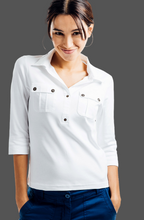Load image into Gallery viewer, SAINT JAMES OLERON Polo Shirt