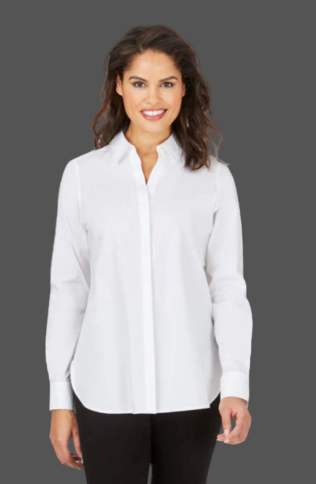 FOXCROFT KYLIE Stretch Non-Iron Shirt