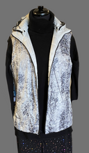 Load image into Gallery viewer, BARBARA LEBEK  Reversible Vest