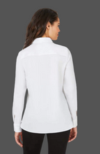 Load image into Gallery viewer, FOXCROFT KYLIE Stretch Non-Iron Shirt