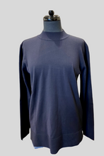 Load image into Gallery viewer, BARBARA LEBEK - Mock Crew Sweater