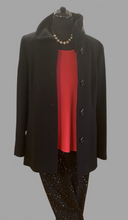 Load image into Gallery viewer, BARBARA LEBEK Classic Car Coat