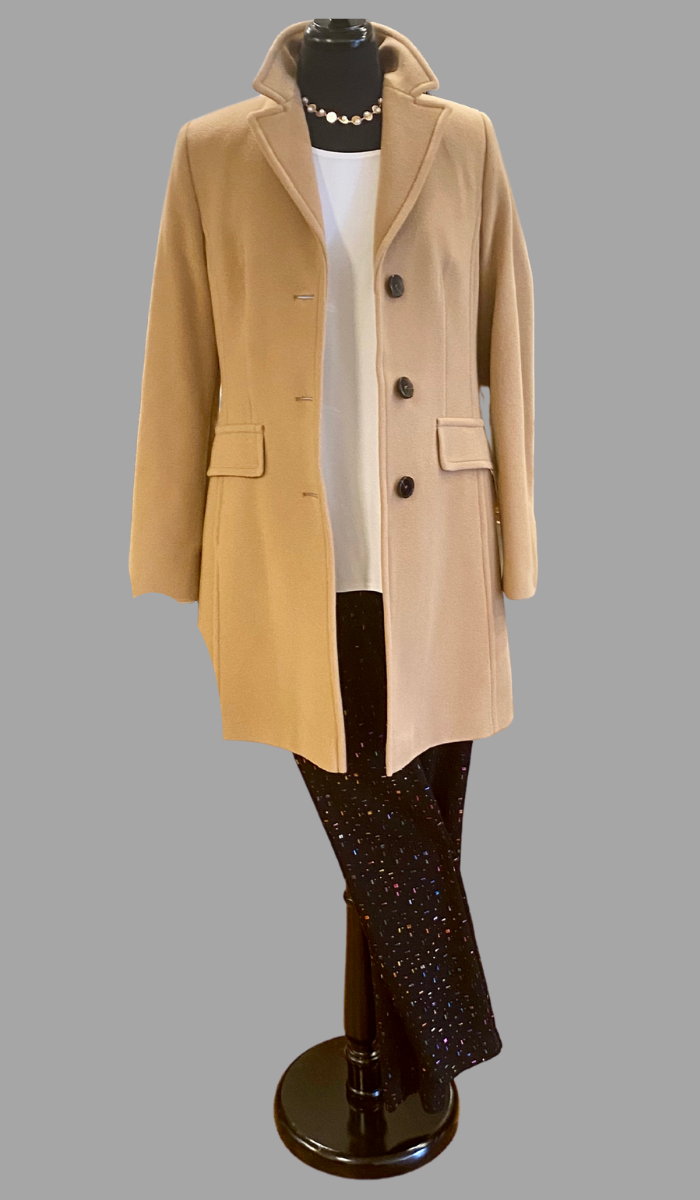 BARBARA LEBEK  Semi Car Coat