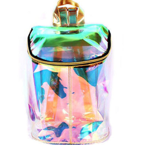 Opal PVC Backpack