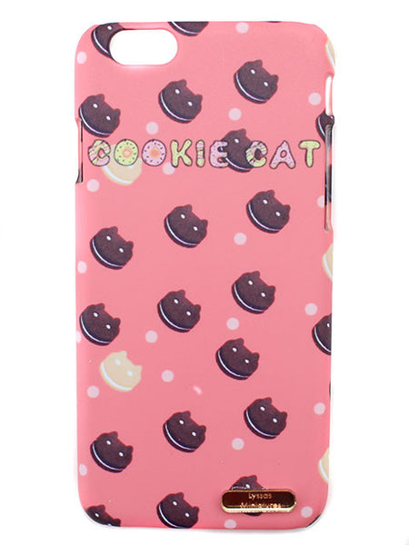 Cookie Cat Printed Phone Case