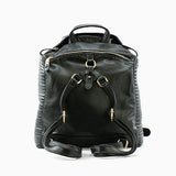 Biker Jacket Leather Backpack - Feelin Peachy