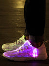 LED Glow Sneakers - Feelin Peachy