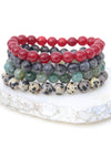 Kerri Fall Basic's Beaded Bracelet Stack