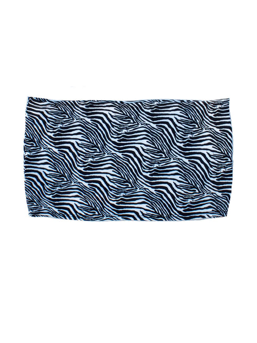Zebra Basic Tube Top