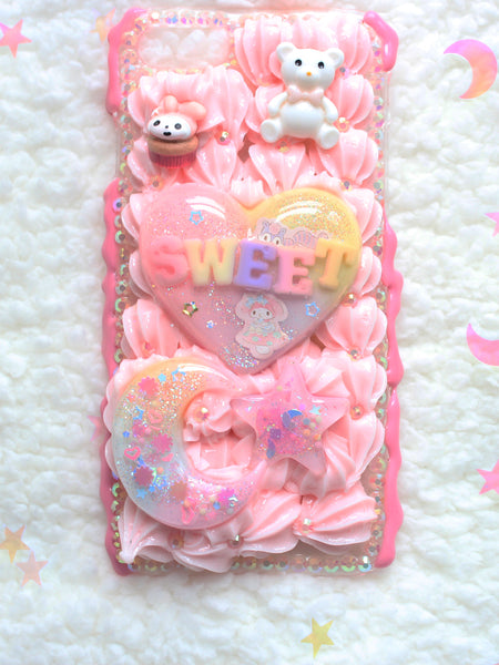 Kawaii Pastel Decoden My Melody Sweet IPhone 6 Case