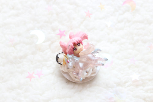 Kawaii Pastel Decoden Sailor Moon PHONE GRIPS - Feelin Peachy
