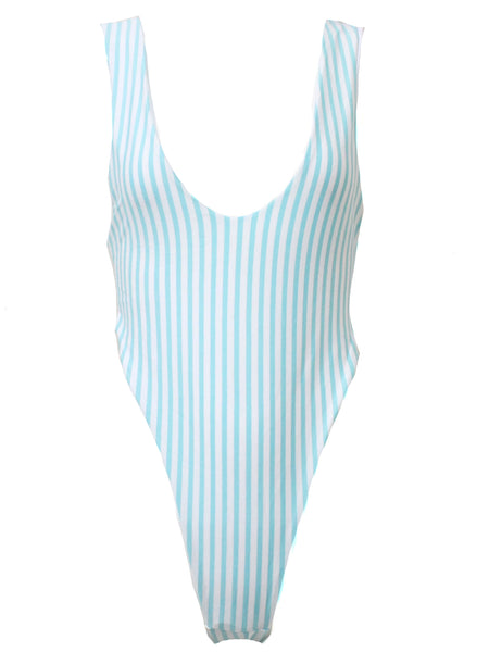 Highlyne One Piece Reversible Swimsuit
