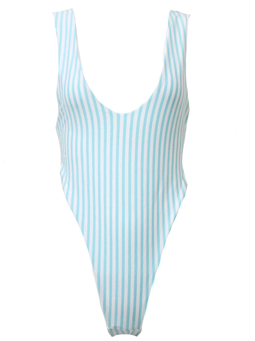 Cherri One Piece Reversible Swimsuit - Feelin Peachy