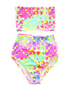 Colorpop UV Neon Brust Tube Top