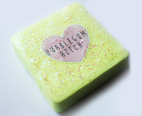 Bubblegum Bitch Soap Bar - Feelin Peachy