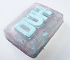 DUH Rainbow Sherbet Soap Bar - Feelin Peachy