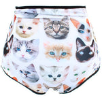 Kittens High Waisted Panties - Feelin Peachy