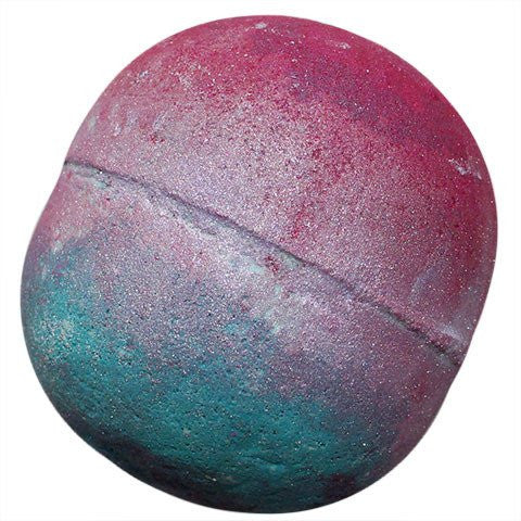 Mermaid Kisses Bath Bomb-New York's Bathhouse - Feelin Peachy
