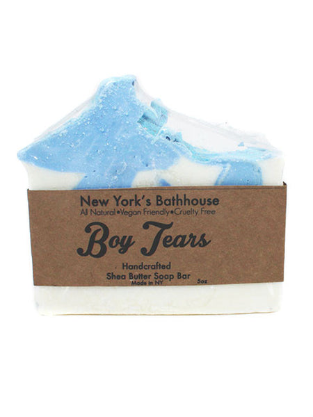Boy Tears Soap Bar