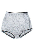 Basic Heather Gray High Waist Panties