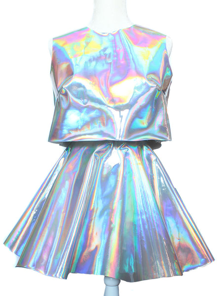 Mermaid Metallic Bodysuit