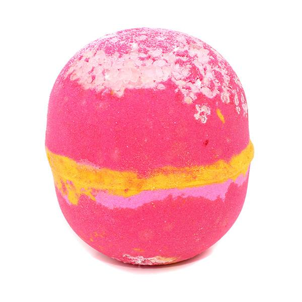 Raspberry Lemonade Bath Bomb