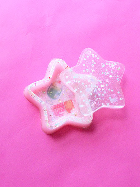 Kawaii Pink Star  Jewelry Organizers