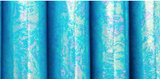 Hologram Turquoise Oil Spill Leggings