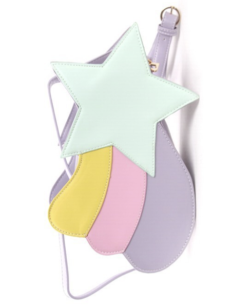 Kawaii Pastel Heart Squishy Green Cake Slice Key Charm