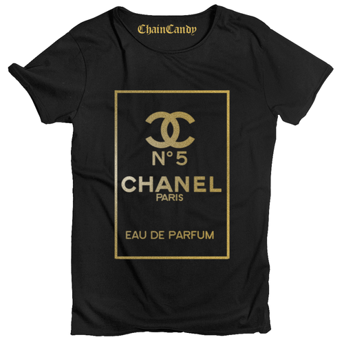 Fashion Designer Perfume T shirt