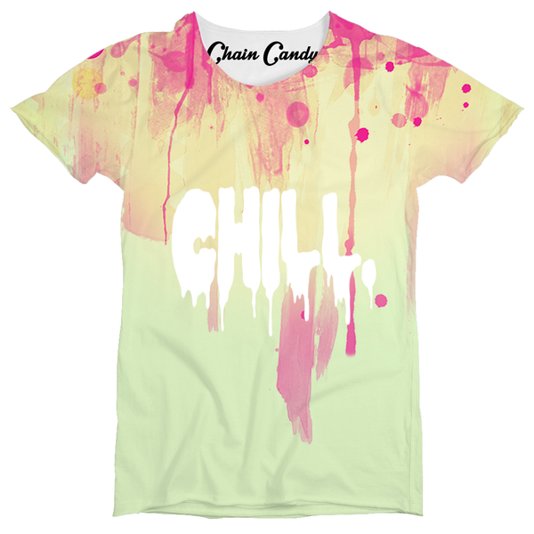 CHILL Unisex Printed T shirt