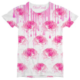 Dripping Blossom T shirt