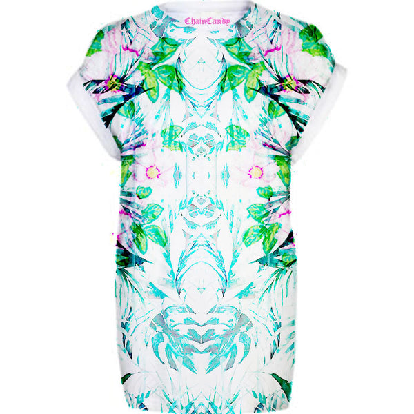Tropical Paradise Unisex Printed T shirt