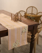 Load image into Gallery viewer, Attirail Bohemian Sunshine Embroidered Table Runner