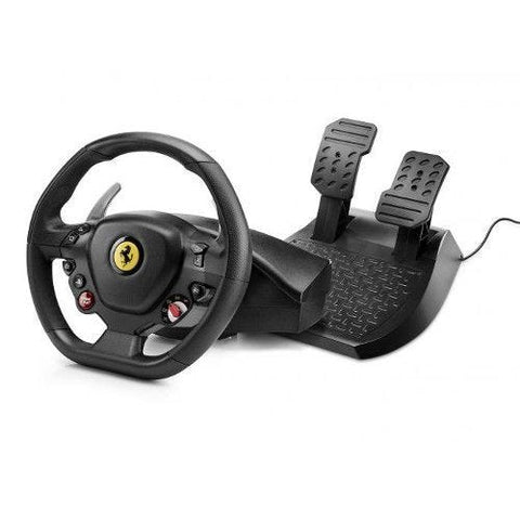 Thrustmaster T80 Ferrari 488 GTB Edition Racing Wheel For PC, PS4 & PS5