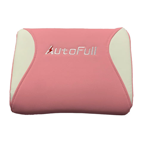 AufoFull Lumbar Support Cushion Pink