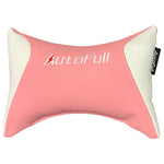 AutoFull Neck Support Cushion Pink