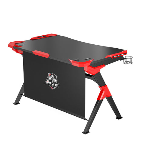 AutoFull Shadow Blood Gaming Desk