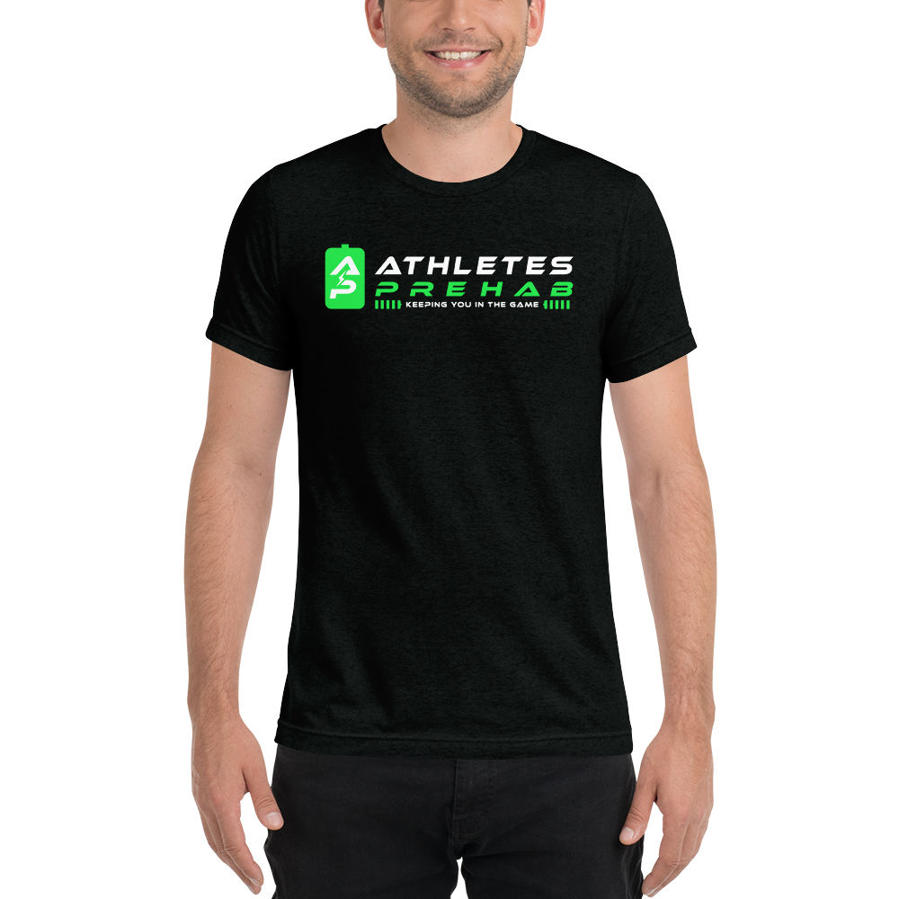 Athletes Prehab Tri-blend Soft T-Shirt
