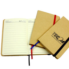 A6 Notebook With Kraft Paper Cover
